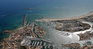"FREE GUIDED TOUR - CAP D'AGDE - ""THE SECRETS OF THE CREATION OF CAP D'AGDE"""