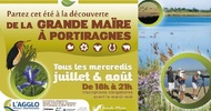 "TO THE DISCOVERY OF ""LA GRANDE MAIRE"""