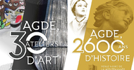 GUIDED TOUR - AGDE - HERITAGE AND ART PROFESSIONS