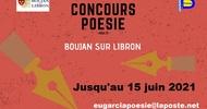 CONCOURS DE POÉSIE 2021