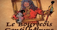 LE BOURGEOIS GENTILHOMME (THE BOURGEOIS GENTLEMAN)