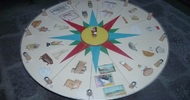 "FAMILY TREASURE HUNT ""THE COMPASS ROSE"""