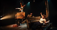"CULTURAL SEASON –""SOL BÉMOL"" CIRCUS/MUSIC SHOW BY THE ""D'IRQUE & FIEN"" THEATER COMPAGNY"