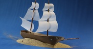 WORKSHOP - COME AND CREATE A MODEL SHIP FROM THE 18TH CENTURY
