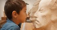 """VISITE GUIDÉE AU MUSÉE DE LODÈVE : """"RACONTE-MOI LE SCULPTEUR PAUL DARDÉ"""""""