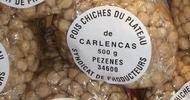 MERCREDI AU PAYS : QUELLE HISTOIRE CES POIS CHICHES DE CARLENCAS ?