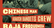 THE GROOVE SESSIONS LIVE AVEC LES CHINESE MAN
