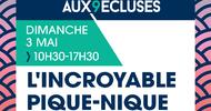 REPORTE - L'INCROYABLE PIQUE-NIQUE !
