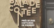 """BALADE CONTÉE """"PRÉCIEUSES HISTOIRES DE PIERRES"""" : L'ÉGLISE SAINT-JACQUES"""