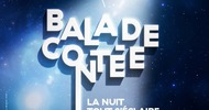 """BALADE CONTÉE """"LA NUIT TOUT S'ÉCLAIRE"""" À SÉRIGNAN"""