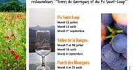 VINS & SAVEURS DU PIC : VALLÉE DE LA BUÈGES