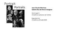 EXPOSITION : PORTRAIT PORTRAITS