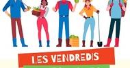 SAINT ETIENNE DE GOURGAS - MARCHÉ DES PRODUCTEURS DE PAYS