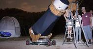 SOIRÉES PUBLIQUES A L'OBSERVATOIRE ASTRONOMIQUE