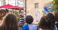 STREET ART, VUE D'ENSEMBLE