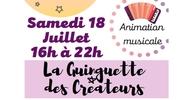 LA GUINGUETTE DES CREATEURS