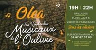 LES VENDREDIS MUSICAUX DE L'OULIVIE