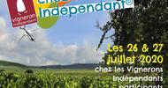 PIQUE-NIQUE CHEZ LE VIGNERON INDEPENDANT AU DOMAINE CAPITELLE DES SALLES