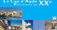 GUIDED TOUR - THE TWENTIETH CENTURY CAP D'AGDE SEASIDE RESORT ARCHITECTURE