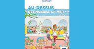 """EXPOSITION """"AU-DESSUS DES NUAGES, LA MER""""- CAMILLE ADRA"""