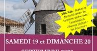 JOURNÉES EUROPÉENNES DU PATRIMOINE AUX MOULINS DE FAUGÈRES