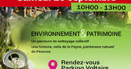 WORLD CLEAN UP DAY 2020 : NETTOYAGE CITOYEN DE LA PEYNE