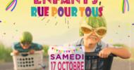 RUE AUX ENFANTS RUE POUR TOUS - MAISON DE QUARTIER VACLAV HAVEL