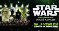 STAR WARS IN CONCERT - LE RETOUR DU JEDI - ANNULÉ