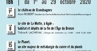 XXXII° CYCLE CULTUREL D'AUTOMNE : LA MUSIQUE AU TEMPS DE LA PRÉHISTOIRE