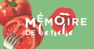 EXPOSITION MÉMOIRE DE BOUCHE