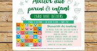 ATELIER DUO PARENT ENFANT- DECOUVERTE DES EMOTIONS