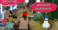 ANNULÉ | ZOOM SUR : HISTOIRES HIVERNALES