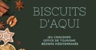 BISCUITS D'AQUI - LE JEU CONCOURS