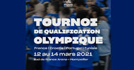 TOURNOI DE QUALIFICATION OLYMPIQUE – HANDBALL