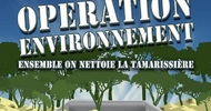 OPERATION CLEAN UP - LA TAMARISSIERE