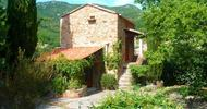 (HÉRAULT) ST PRIVAT 34700 DETACHED STONE HOUSE WITH LITTLE POOL