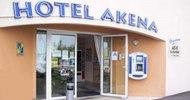 HOTEL AKENA CITY / SARL LES CHÊNES VERTS