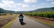 RIDE FROM SOUTHERN LARZAC TO THE MEDITERRANEAN SEA