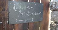 JARDIN D'HORTENSE
