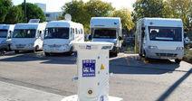AIRES D'ACCUEIL DE CAMPING-CARS