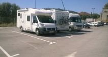 PARKING POUR CAMPING-CARS SETE