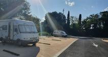 AIRE DE STATIONNEMENT POUR CAMPING-CARS DE SAUCLIERES