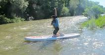 WESTERN STAND UP PADDLE