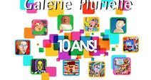 J'ai 10 ans - GALERIE PLURIELLE II