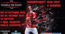 FOOT À 5 : CHAMPIONNAT 2016/2017