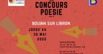 PALMARÈS DU CONCOURS DE POÉSIE ADULTES