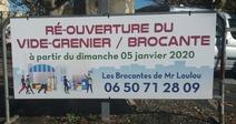 BROCANTE DE MR LOULOU- ANNULÉ
