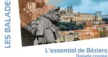 BALADE CONTÉE L'ESSENTIEL DE BÉZIERS