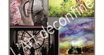 L'EXPOSITION L'ART DÉCONFINÉ - Ô MARCHES DU PALAIS