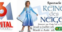 "SPECTACLE ""LA REINE DES NEIGES"""